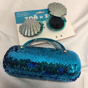 Accessories - Child's Mermaid Glasses Set